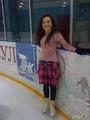Я на коньках