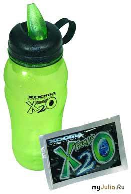 Х2О-добавка для воды