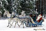 Дед Мороз… Добрая сказка детства