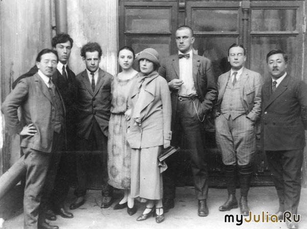 с маяковским лиля познакомилась 1915 году