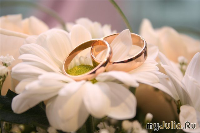 Кольца в цветах фото