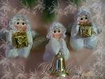 Ангелочки на ёлку
