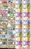 все деньги мира и евро