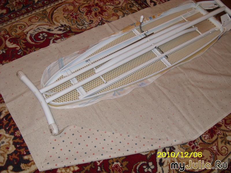 Как сшить чехол для гладильной доски своими руками 659