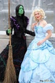 Ведьмочка и фея (я - ведьма!!!)