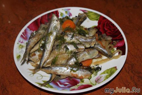 рецепт тушенки с хамсы и овощей