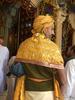Гость в храме ИСККОН, Вриндаван, Индия 2010