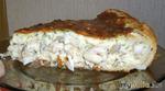 По слухам очень вкусный пирог..на днях хочу попробовать))))