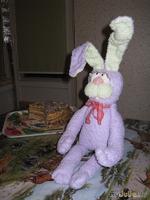 Махровый кролик
