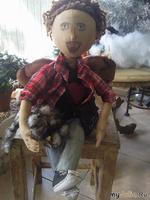 кукла с портретным сходством