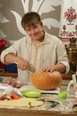 Никита Соколовский  накормил Москву «Домашней украинской едой»