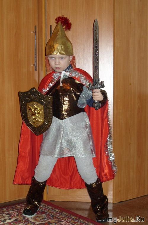 Рыцарь нашего времени своими руками