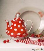 Имбирный чай-выручай...