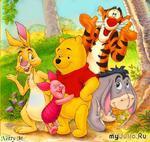 Кролик с друзьями встречает год Кролика