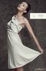 свадебное мини- платье