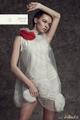 Короткое свадебное дизайнерское платье