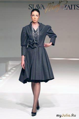дизайнерское пальто женское фото