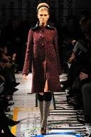 Зимой носят Prada