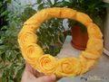 Ободок для блюда, внутрь можно уложить фрукты