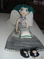 Кукла -ангел 55см