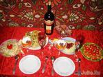 Романтический ужин для короля (вне конкурса).