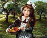 Элона и волшебное яблоко