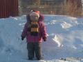 Люблю гулять по снежку