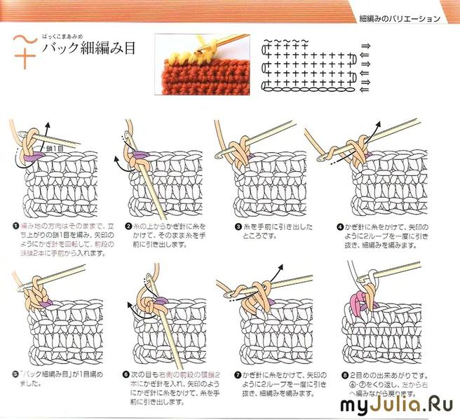 вязание крючком для начинающихурок 6 дневник группы театр