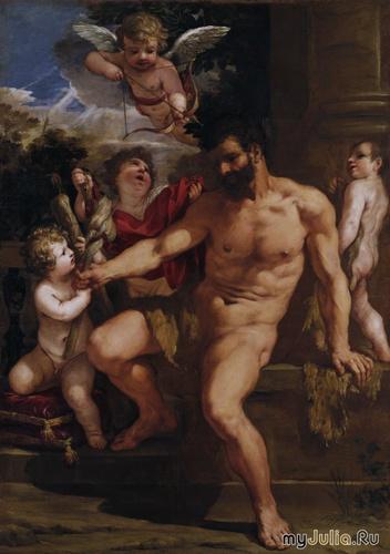 Наказание Геркулес