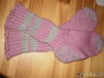 Носочки для внучки