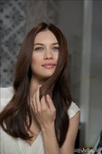 Ольга Куриленко становится лицом новой коллекции Pantene Pro-V