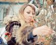 Наряжаю деревце, чтобы было красивенько)