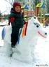 Прокати меня, моя снежная лошадка!!!
