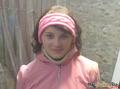 Розовая повязка на голову спицами