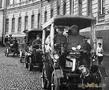 Старые авто на Дворцовой