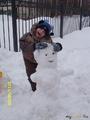 Снеговичка!!!