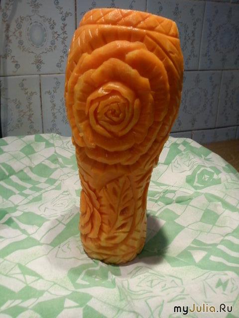 Моя первая ваза