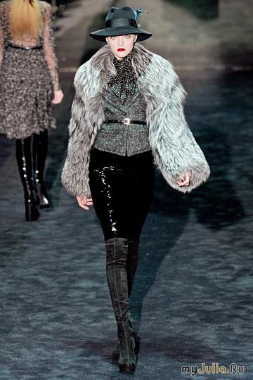 Модные Шубы 2011