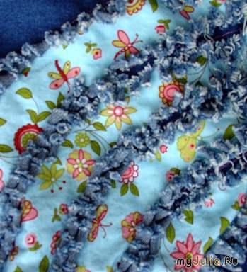 Мир ткани рукоделие