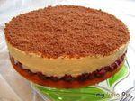 Вишневый пирог /рецепт из почты/-быстро и вкусно