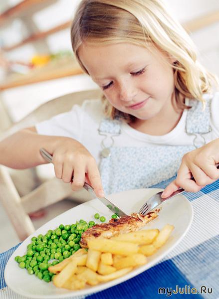 Диетическое меню для детей для похудения