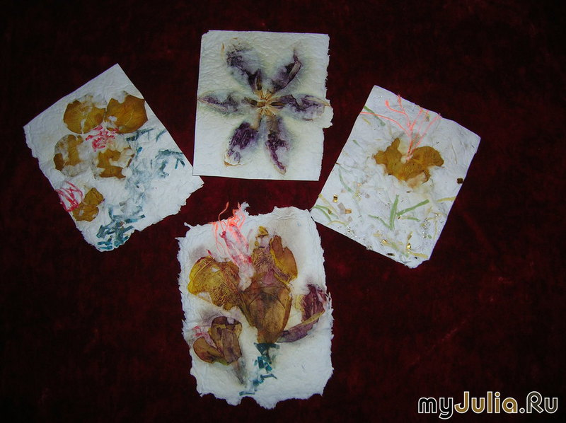 Бумага и картон для открыток своими руками 12
