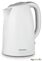 Электрочайники MAXWELL- стильный  дизайн для ценителей домашнего уюта