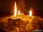 Свеча горела на столе...свеча горела...