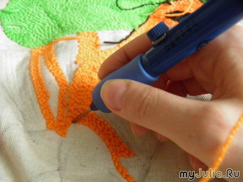 Ковровая вышивка видео уроки для начинающих