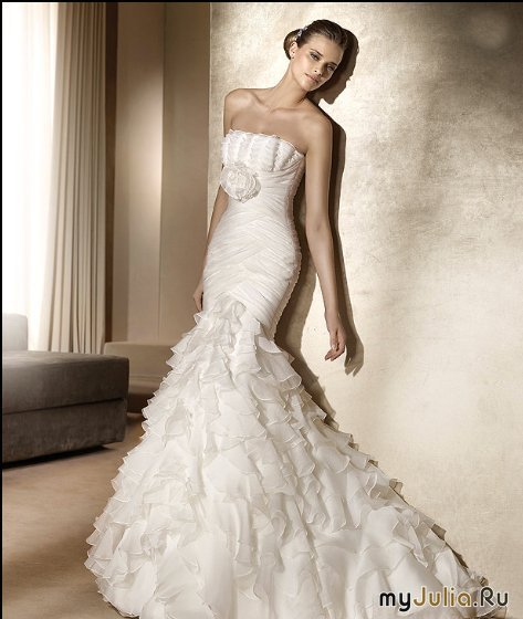 Свадебное Дизайнерское Платье В Италии 103