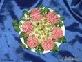 Венок из хризантем