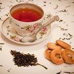Чай для наших.