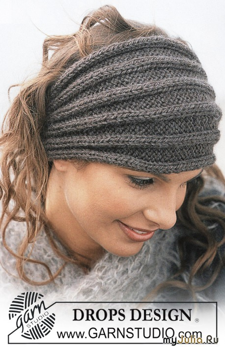 Делаем модные повязки для волос повязки на голову своими руками.