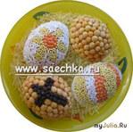Полезные советы по окраске Пасхальных яиц